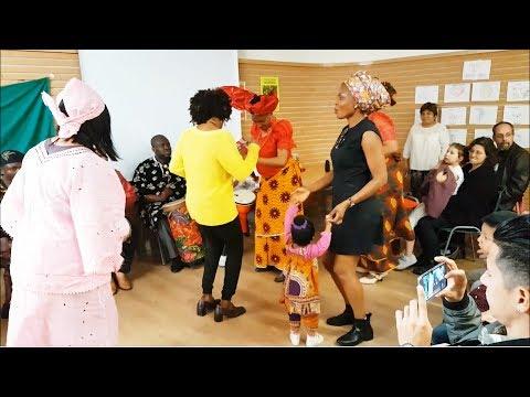 Follow Me as We Showcase Nigerian Culture in Spain