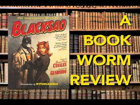 Blacksad - Somewhere Within the Shadows: A BOOKWORM REVIEW