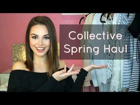 Spring Collective Haul