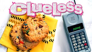 Make CHER's Perfect Cookie from Clueless! | Feast of Fiction COOKBOOK!