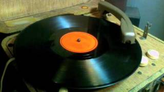 The Paragons - The Vows Of Love 78 rpm!
