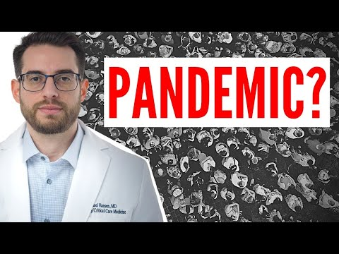 Coronavirus - Pandemic ? (Here is my prediction)