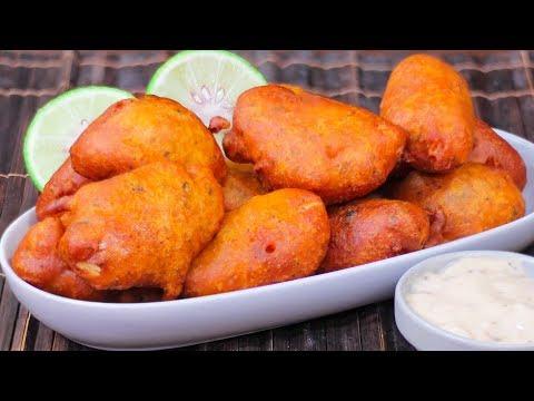 সেদ�ধ ডিমের মচমচে(ক�রিস�পি) পাকোড়া রেসিপি   Crispy Boiled Egg Pakora   How To Make Tasty Pakora