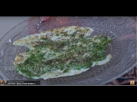 Try Coriander Egg White Omelette at home