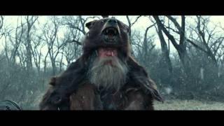 Bear Man from True Grit