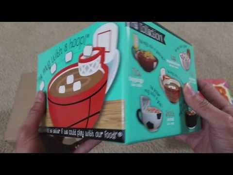 Double Unboxing Basketball Hoop Mug & UBER Origami Book! 12 15 2017