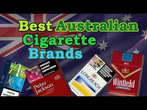 Top 10 Best Cigarette Brands In Australia