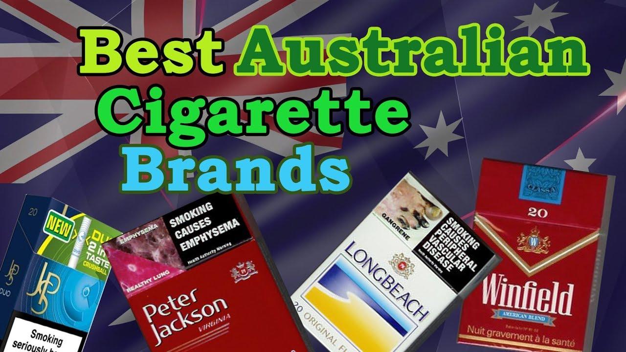 Top 10 Best Cigarette Brands In Australia Youtube
