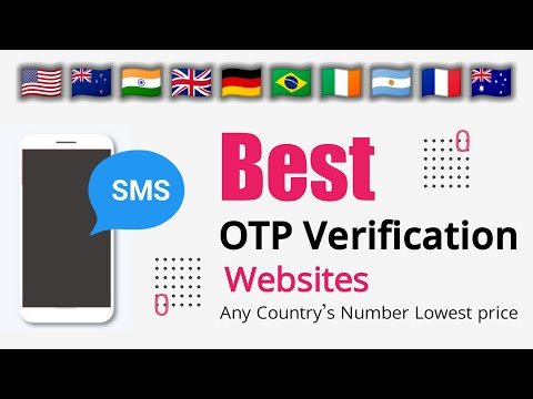 Best Number Verification Website (2021) | How To Get Any Country Number For Verification 2021