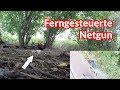 Ferngesteuertes Netzwurfgerät - Tiernotruf #113 (Remote controlled Netgun)