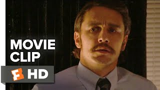 The Vault Movie Clip - What's He Looking At? (2017) | Movieclips Coming Soon