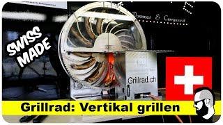 Grillrad: Wer Bratwurst brät braucht ein Bratwurstbratgerät ;)