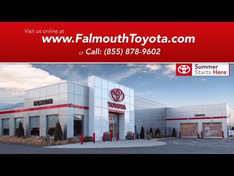 New 2018 Toyota RAV4 or Camry Car Lease - Falmouth Toyota of Bourne - Serving Cape Cod, Hyannis MA