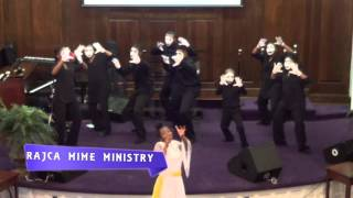 "RAJCA Mime Ministry- Eddie James ""Lord You"