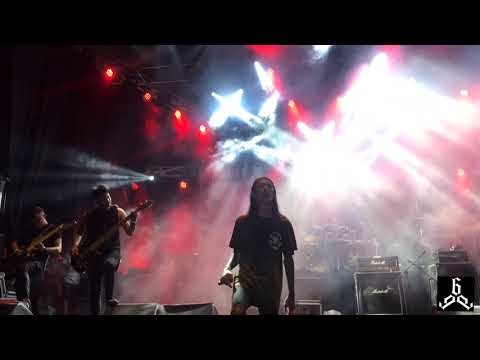 Revenge The Fate - PARANOID | Live at PICA FEST 2019 BALI
