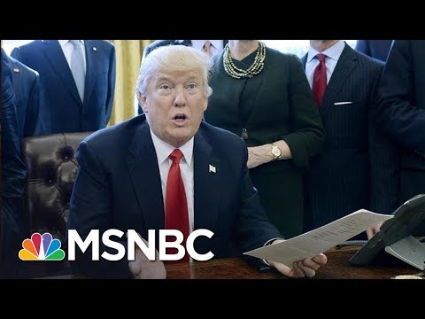 Is It A Witch Hunt On President Trump Or Is It Not? | Morning Joe | MSNBC
