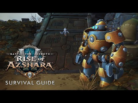 Rise of Azshara Survival Guide - Update Live on June 25