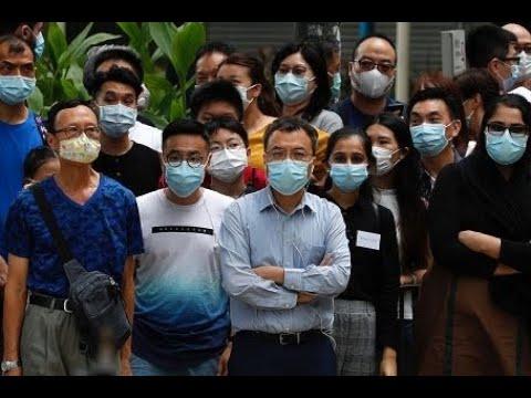7 اصابات جديدة بفيروس كورونا في الصين  - نشر قبل 21 ساعة