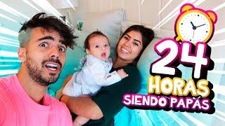 24 HORAS SIENDO PAPAS! | Fedecole