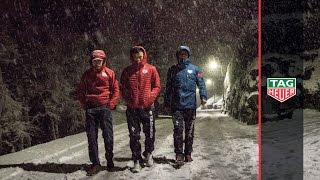 tag heuer   patrouille des glaciers episode 1   the chinese team arrives in switzerland