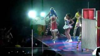 Katy Perry - Hot N Cold (Live in Indonesia, 19 January 2012)
