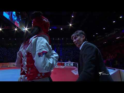 [Female -49kg FINAL] London 2017 World Taekwondo Grand-Prix