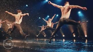 """Великолепное шоу """"Под дождем"""" безусловно покорило зрителей своей энергетикой! #Норильск"""