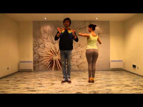 Kizomba Class Vol.2 with Nemanja & Laura