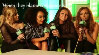 Little mix competitive moments