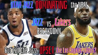The utah jazz have come out of nowhere this season and all a sudden they are best team statistically in entire nba during 2020-21 sea...
