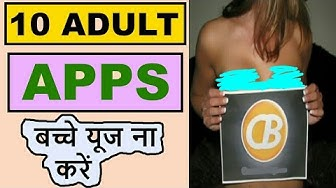 18+ Adult Apps Your Children Should Not Use 2019