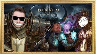 Sonntagsprogramm mit Isa und Ali | Diablo3: Reaper of Souls [Fun-Run]