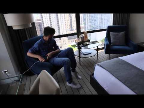 Suite Tour at Thompson Hotel Chicago