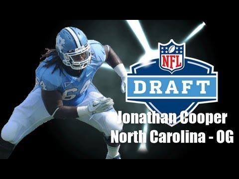Jonathan Cooper - 2013 NFL Draft Profile