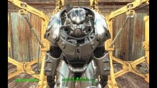 Fallout 4 - Collecting the X-01 Power Armour