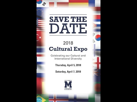 2018 Cultural Expo