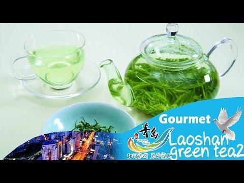 【Qingdao Gourmet】What traits in laoshan green tea?