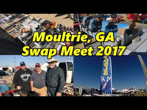 Moultrie Georgia Swap Meet 2017