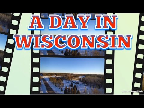 A Day In Wisconsin Riding Snowmobiles And Motorcycles