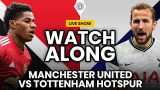 What Is Going On?! | Manchester United 1-6 Tottenham | LIVE Stream Watchalong!