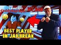 MY DAD IS THE BEST PLAYER IN JAILBREAK?! (Roblox Jailbreak)