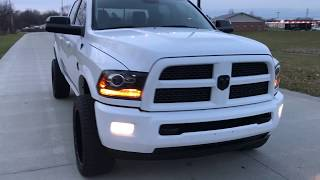 2016 Ram 2500 Laramie 4x4 Cummins Diesel