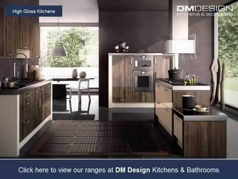 DM Design High Gloss Kitchens | DM Design | High Gloss Fitted Kitchens by DM Design