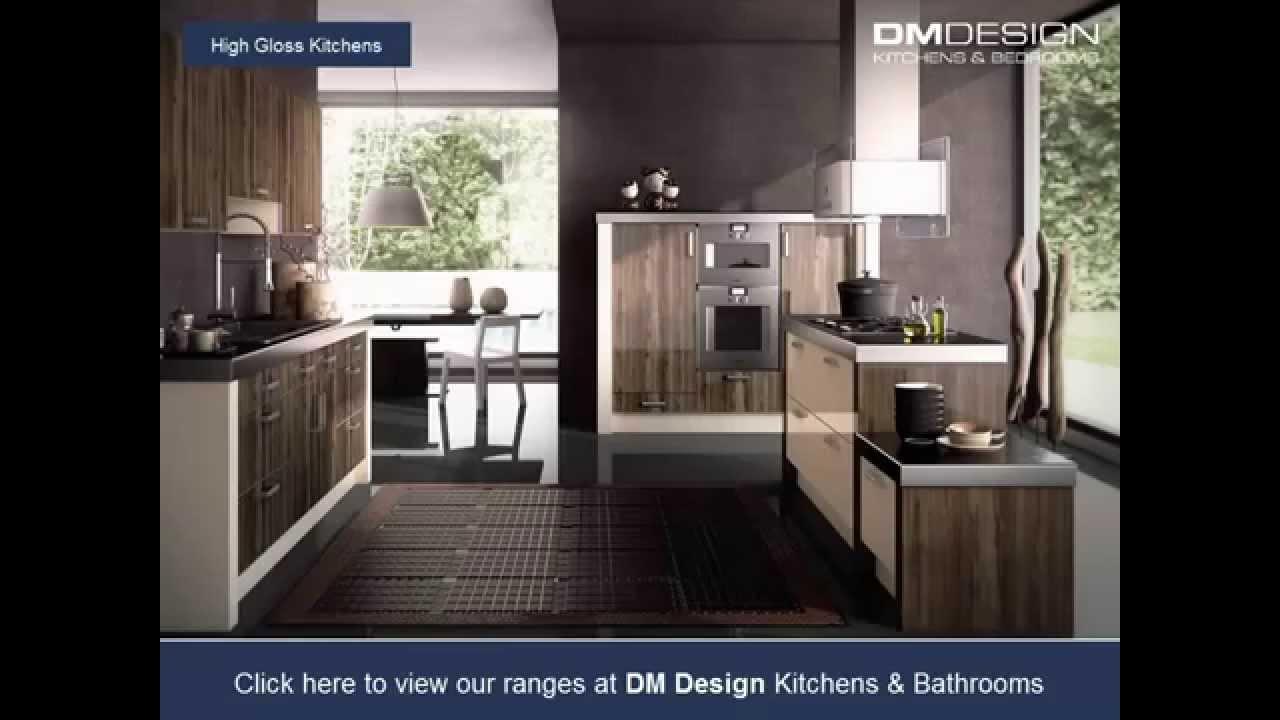 dm design high gloss kitchens | dm design | high gloss fitted