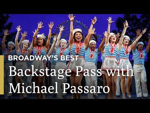 Backstage Pass: Irving Berlin's Holiday inn