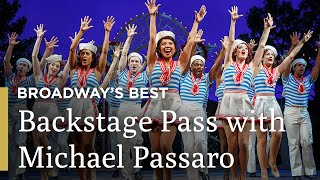 Backstage Pass: Irving Berlin's Holiday inn