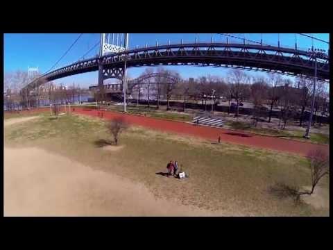 Self Portrait # (Triboro Bridge)