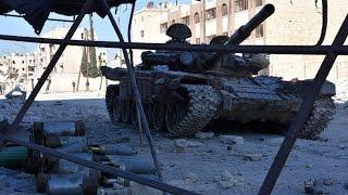 النظام لا يسيطر سوى على 18% من حلب وخطة جديدة لمواجهة مليشيات النظام في المدينة!
