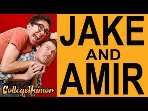 Jake and Amir: Mark and Karen