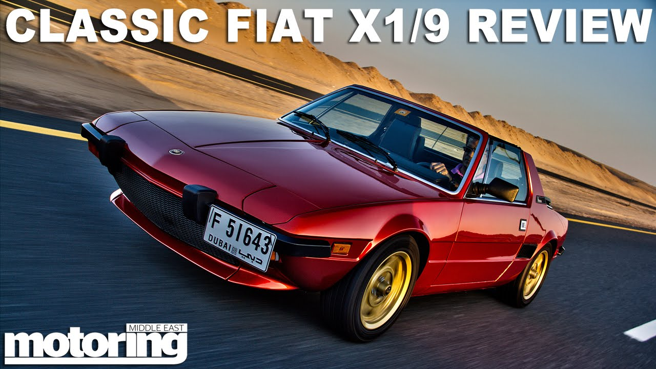 East Garage Uno Fiat X1 9 Uno Turbo Conversion In Dubai